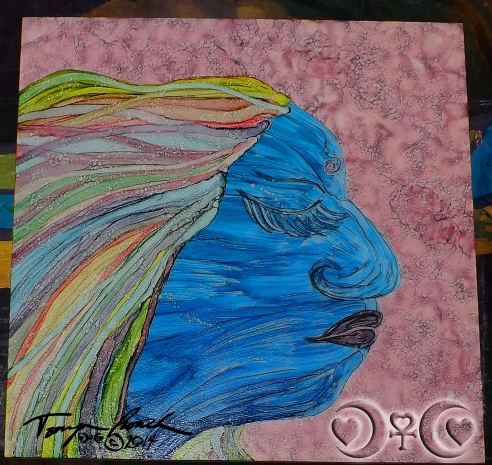 Rainbow Spirit Woman