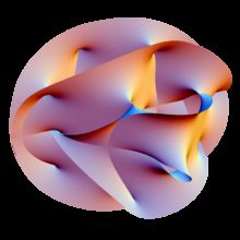 Calabi Yau Manifold : The Shape of Inner Space