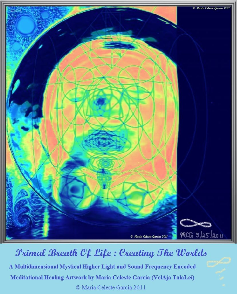 Primal Breath of Life: Creating the Worlds