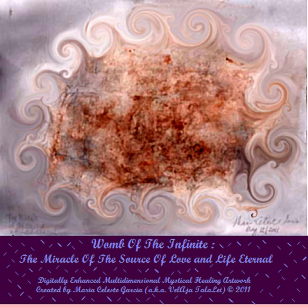 Womb of The Infinite : The Miracle of the Source of Love