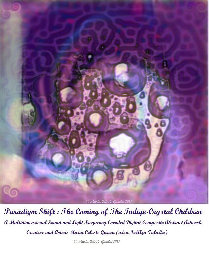 Paradigm Shift : The Coming of the Indigo Crystal Children
